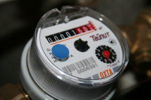 contador de agua digital