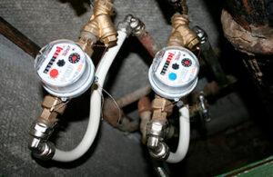 instalación contador agua