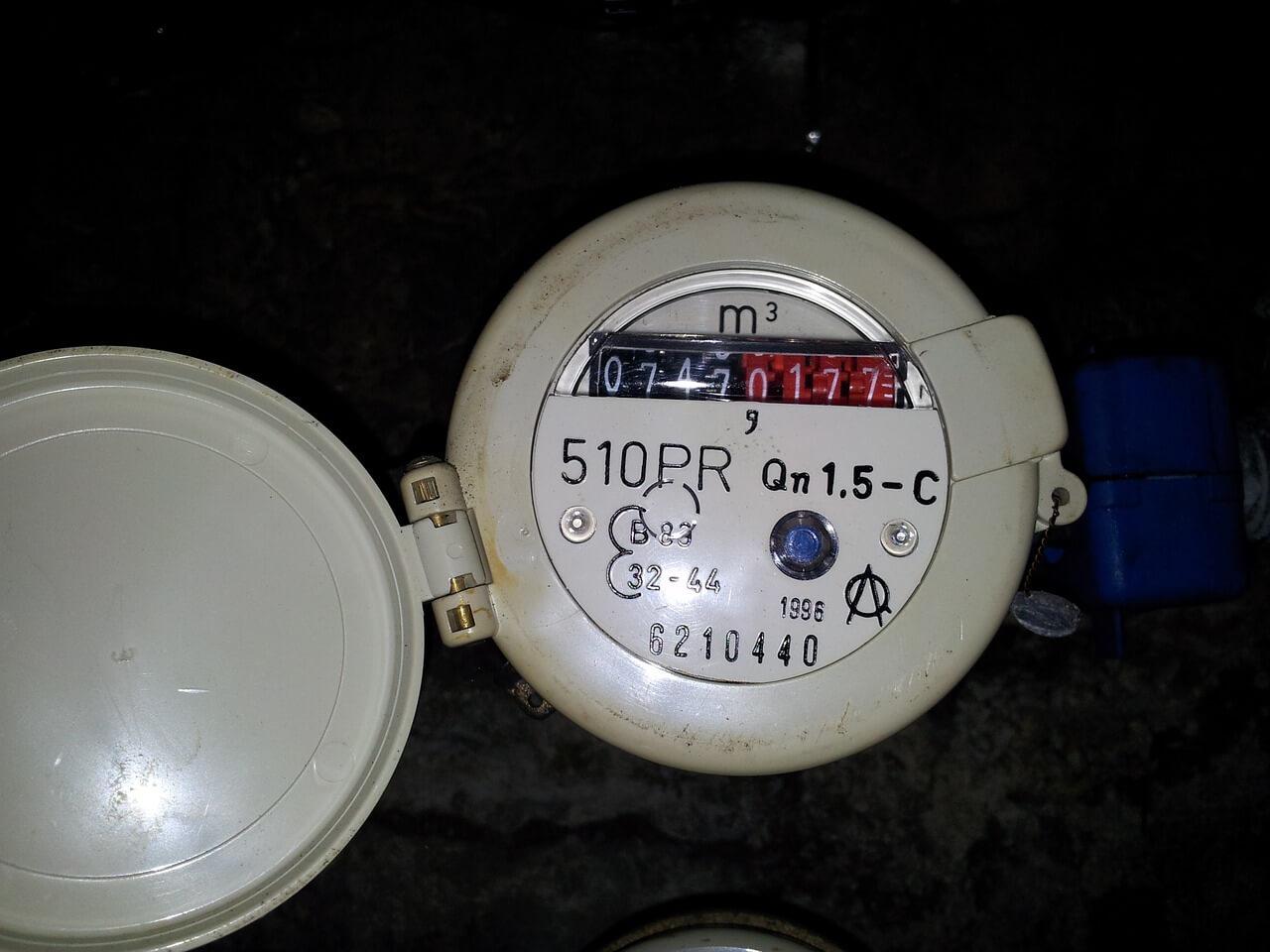 contador agua lectura remota