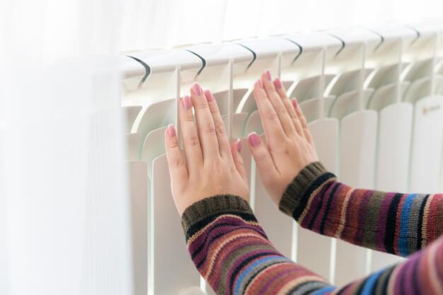 contadores de calefacción