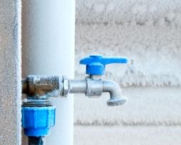 Consejos para mantener el contador de agua en buen estado en tiempos de heladas